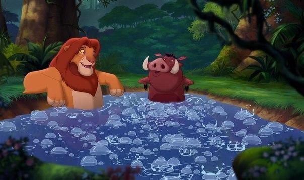 Головними героями мультфільму стануть улюбленці Тімон і Пумба. Ви дізнаєтеся про цих нерозлучних друзів багато нового, наприклад, про те, як вони впер