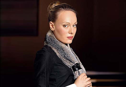 Ольга Ломоносова, чарівна жінка, талановита театральна і кіноактриса, насамперед, відома глядачам за роллю Кіри у серіалі