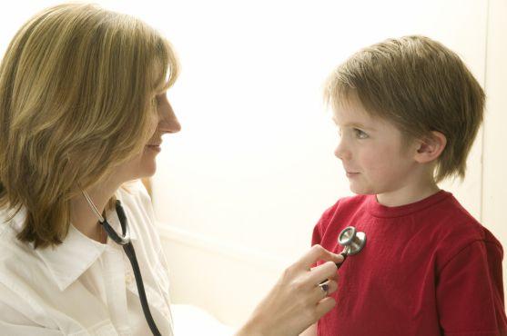 Якщо твоя дитина постійно здається втомленою, можливо у неї проблеми з серцем