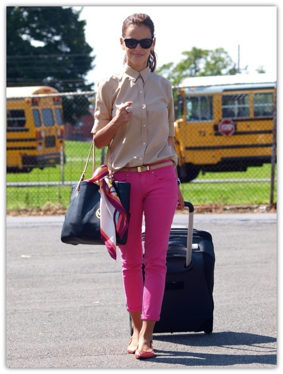 Образи для подорожей, щоб було зручно і гарно.