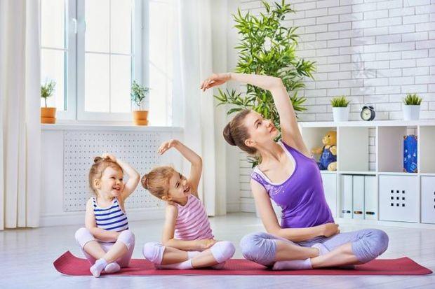 Дихальна гімнастика для дітей при бронхіті: вправи для одужання