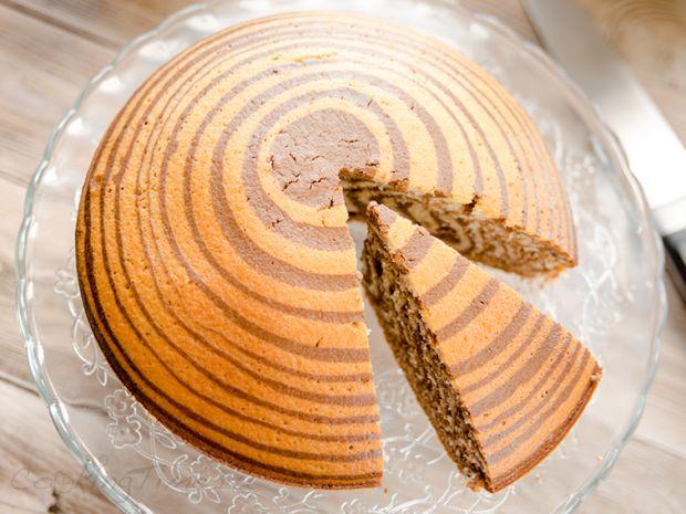 Легкий у приготуванні і смачний кекс