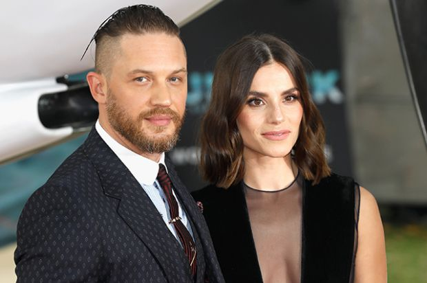 Зіркова пара Том Харді і Шарлотта Райлі стали батьками вдруге.