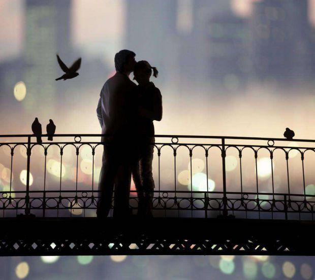 Американські вчені вкотре досліджують відносини закоханих.