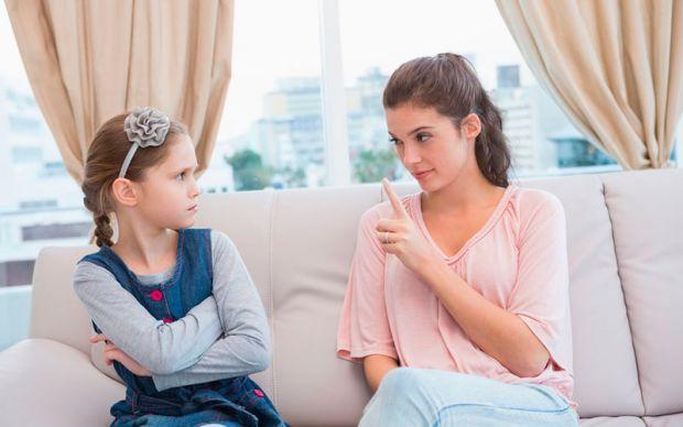 Коли випадково дитина щось розбила, загубила чи забруднила, розгнівані батьки можуть донести до неї, що вона недостатньо хороша. Це проявляється у сло
