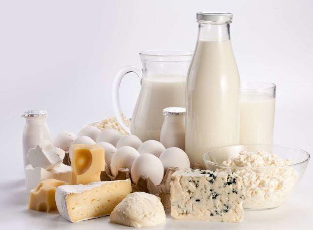 Гіпоалергенна дієта допомагає при алергії на молочні продукти.