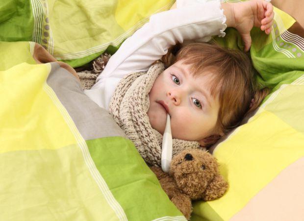 Як зрозуміти, що у дитини вітрянка?