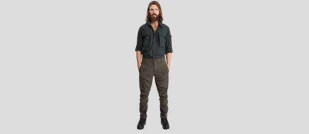 Створено штани, які можна передавати у спадок.
