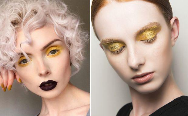 Б'юті-блогери придумали новий вид макіяжу і в буквальному сенсі «грали» з фарбами.