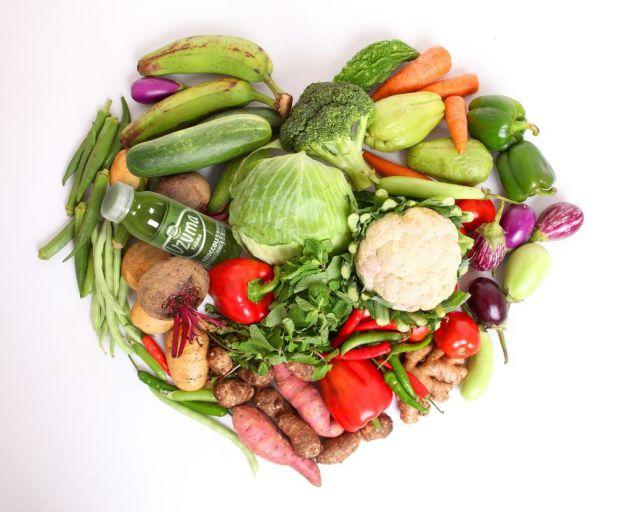 Їж і худни, але вибирай правильні й корисні продукти.