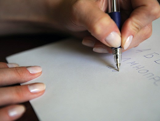 Психологи переконані, найталановитіші діти - ті, що пишуть лівою!