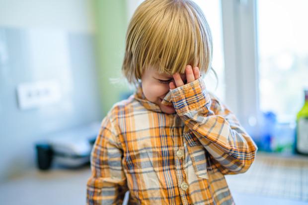 Карантин негативно впливає і на малюків! Повідомляє сайт Наша мама.