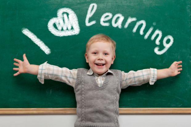 Допоможіть своїм дітям робити щось важливе і значуще в житті - і вони гарантовано будуть добре вчитися.