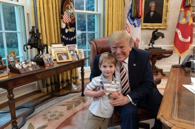 Іванка Трамп привітала сина з днем народження (ФОТО)