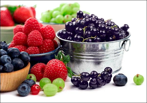 Ягоди здатні підвищити рівень червоних тілець у крові, тобто, гемоглобін, і навіть запобігти авітамінозу.