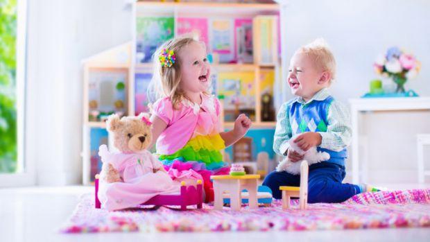 5 особливих подарунків для дитини 3-5 років.