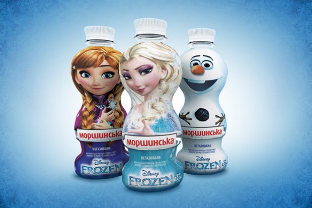 Просто неймовірно милий дизайн нових дитячих пляшечок від