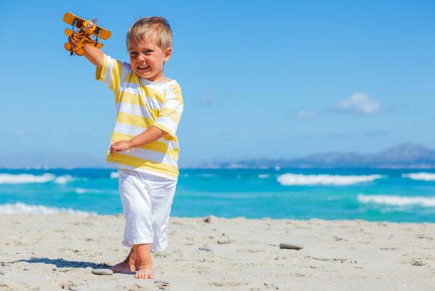 Чому відпустка біля моря - найкраще, що ви можете зробити для дитини?