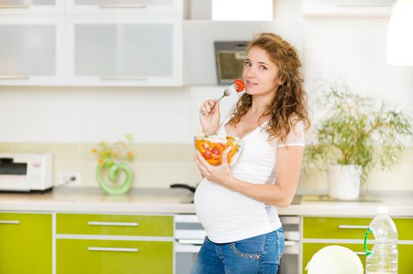 Що залежить від вагітної?