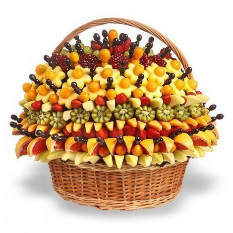 Хто заперечить той факт, що фрукти завжди приємно і корисно споживати. Однак, естетична сторона тут лише додає позитиву. Отож,