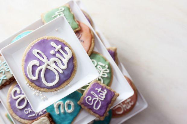 Дивні смаколикиДизайнер з Мічигану Сара Брокетт (Sarah Brockett) створила епатажну рекламну кампанію для неіснуючої кондитерської The Bold Bakery. Які