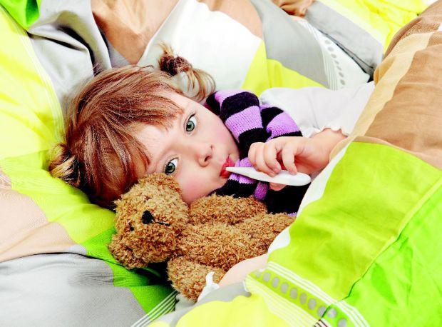 З настанням осені діти починають частіше хворіти. І пов'язано це не тільки з настанням холодів...