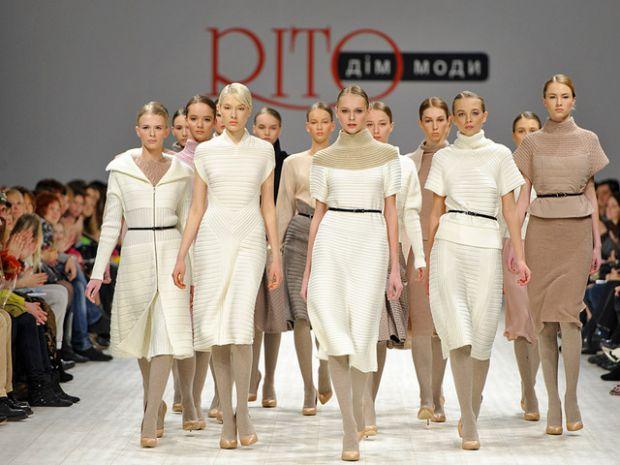 Модний будинок Rito у рамках 34 Ukrainian Fashion Week показав нову колекцію. Дизайнерами було запропоновано