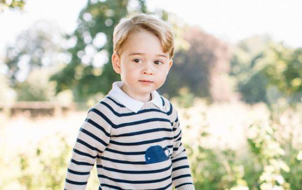 Вчора у королівській родині було свято. Принц Джордж відсвяткував 5-річчя.