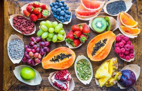 Продукти, які не лише багаті вітамінами, але й допомагають схуднути.
