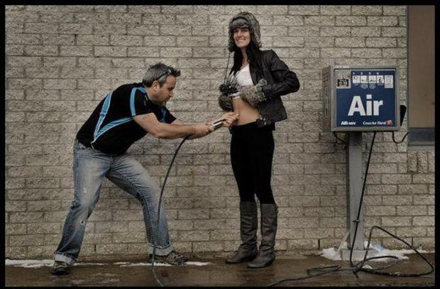 Позитивна фотопідбірка, яка показує альтернативний метод народження дитини на світ ;)