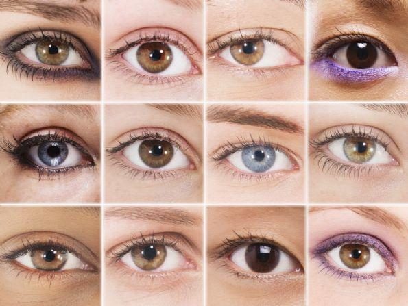Кожен колір очей говорить про характер людини.
