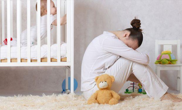 Післяпологова депресія — цілком реальна проблема, з якою дійсно стикаються при появі дитини, причому не тільки мами.