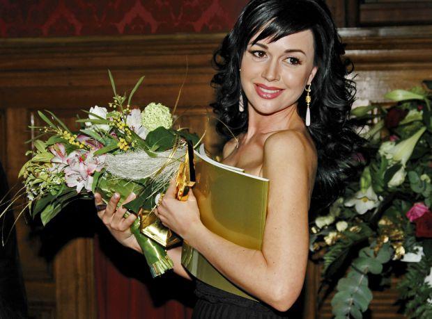 47-річна акторка, яка стала доволі популярною завдяки серіалу