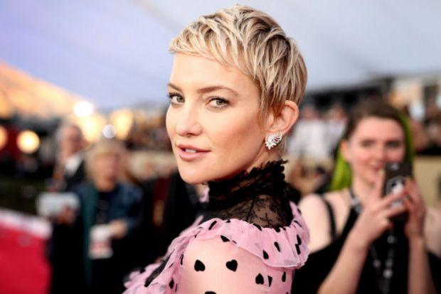 Нещодавно акторка Кейт Хадсон народила третю дитину - доньку, яку назвали Рані. Тепер вона поділилася зі шанувальниками знімком своєї маленької кровин