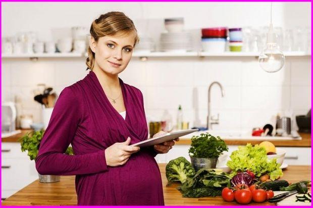 За статистикою, від 20% до 40% мешканок США та Європи під час вагітності набирають більше ваги, ніж слід.Збалансований раціон харчування з обмеженням