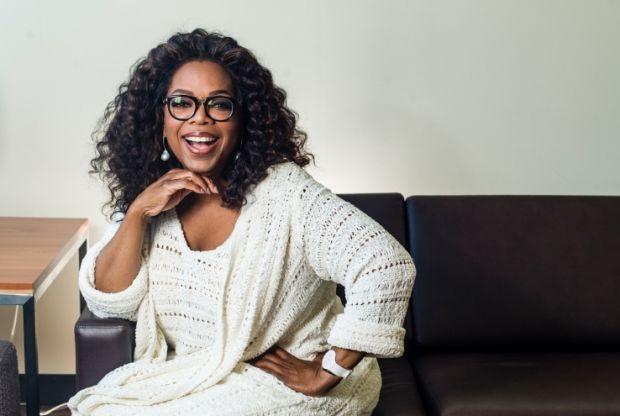 Опра Вінфрі - єдина афроамериканка з мільярдними статками в списку найбагатших людей Америки.