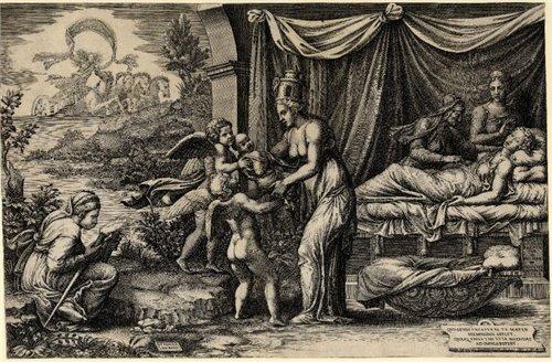 Як у стародавні часи можна було дізнатися, що жінка чекає на малюка - читайте далі.