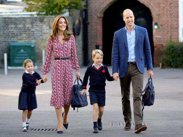 Принц Джордж і принцеса Шарлотта тепер навчаються онлайн