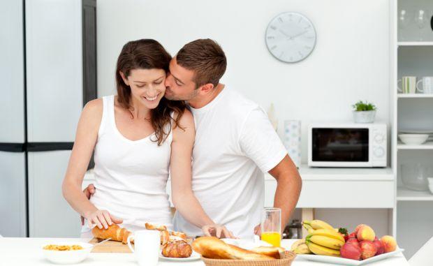 Чим годувати коханого, щоби він був здоровим? Над цим питанням задумалися американські медики.
