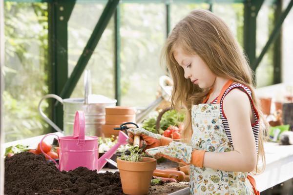 Рослини можуть корисно вплинути на малюка
