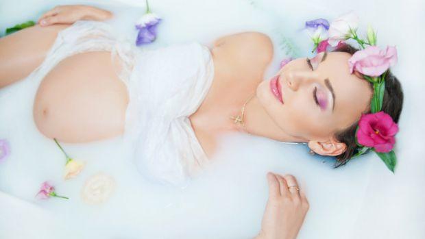 Фотосесія у ванній стає все більш популярною, повідомляє сайт Наша мама.
