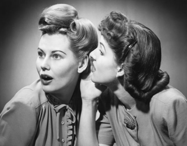 Вчені з Каліфорнійського університету провели дослідження, і дізналися, які люди найчастіше розповідають плітки.