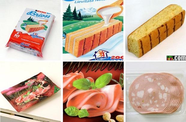 Один німецький веб-сайт провів дослідження сотні різних продуктів, порівнявши вид продукції, як він показаний на упаковці з фактичним змістом всередин