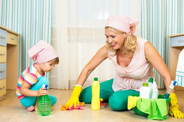 Ідеальна чистота може закінчитися... висипкою у малюка. Ми підкажемо вам, як цього уникнути.