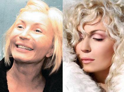 Звезды-женщины после 40 Фото Журнал Cosmopolitan 93