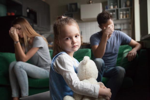 І що говорити, якщо батьки розійшлися практично ворогами?