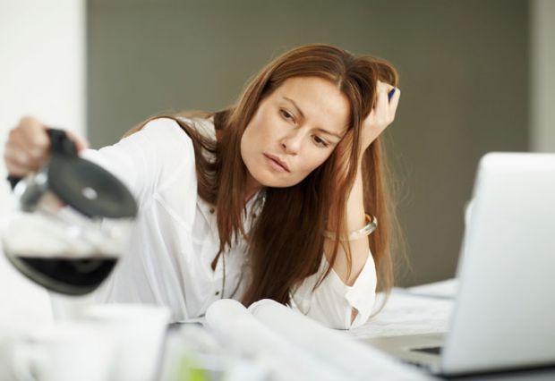 Люди, які страждають від синдрому хронічної втоми, можуть відчувати дуже високі рівні візуального стресу, ніж здорові люди.