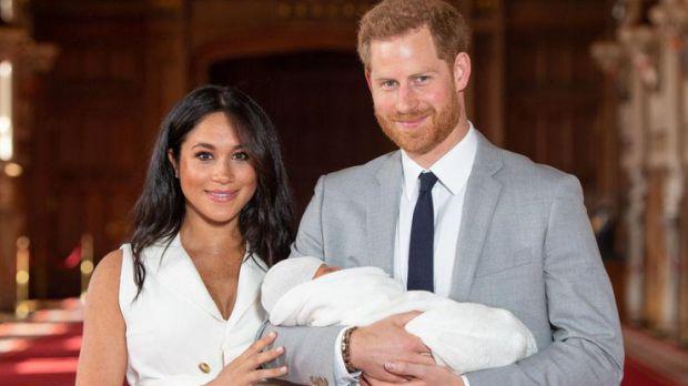 Принц Гаррі і Меган Маркл дали ім'я сину