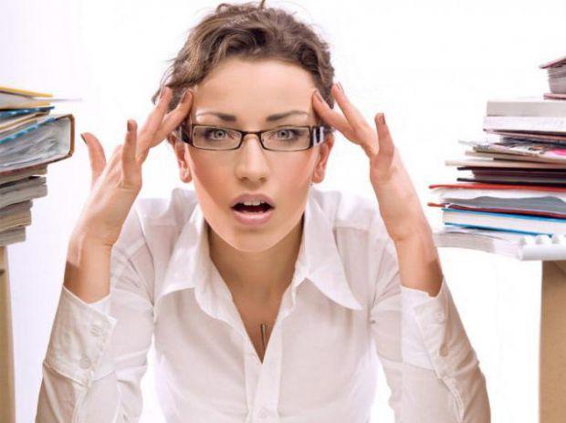 Хвилюватися, нервуватися - це шкідливо для здоров'я. Не вбивайте свій організм переживаннями!