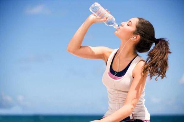 Хочете схуднути - тоді пийте воду!